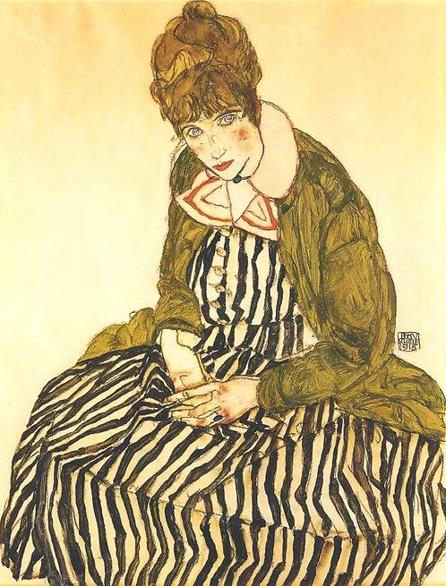 EDITH SCHIELE - 1915