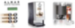 Tastiere in policarbonato per macchine automatiche per bevande calde