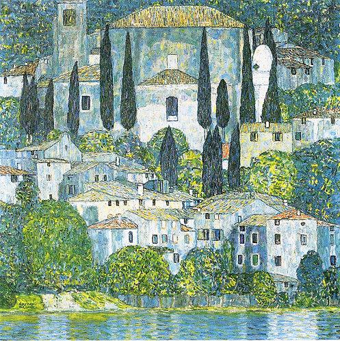 LA CHIESA DI CASSONE - 1913