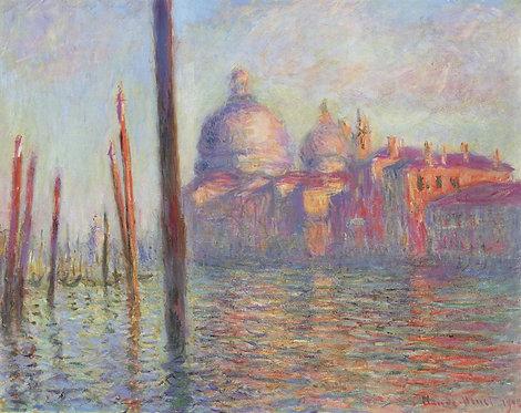 IL GRAN CANAL - 1 versione - 1908