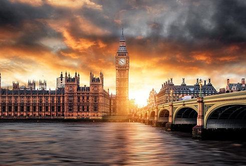 Poster LONDRA - Art. 50