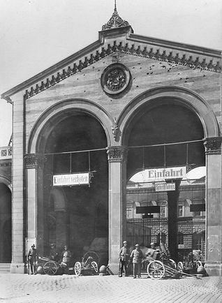 1919 Mai Hauptbahnhof DE-1992-FS-REV-159