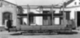 Turmwagen Behelfsturmwg. für Unterführungen  Typ: y 1 Betriebsnummer: 810 münche tram