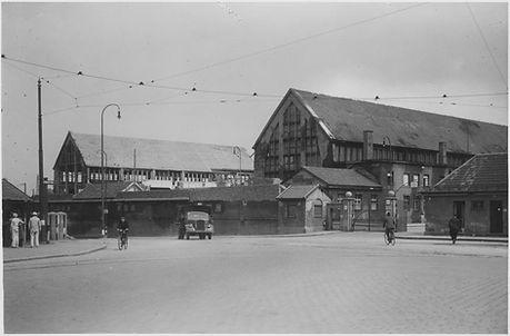 1951 - 1970 Grossmarkthalle copyright St