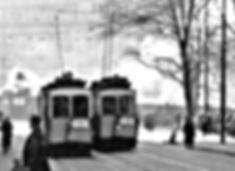Linie P19 / 1835 tram münchen