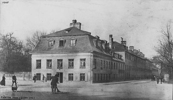 1890_Clemensschlösschen_kadettenanstalt