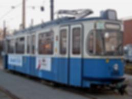 Als letzter eigener Rangierwagen wurde der M5-Wagen 2993 im Betriebshof 2 aufbewahrt, mittlerweile aber nach Blindheim abgegeben münchen tram