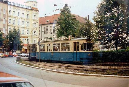 Haidhausen)  Orleansplatz  (1980)  (0003