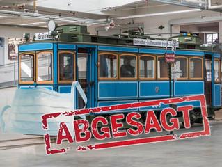 MVG-Museum Öffnungstermine abgesagt