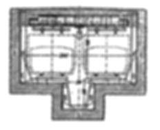 Post U-Bahn Tunnelquerschnit 1927 .jpg