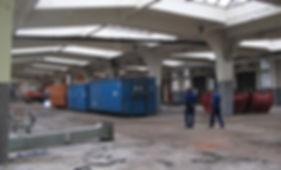 Baustelle MVG-Museum: noch liegt viel Arbeit vor uns tram münchen fmtm