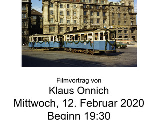 Trambahn-Kino Premierenabend