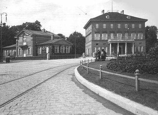 1910 Karolinenplatz DE-1992-FS-NL-PETT1-