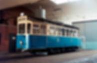 Bahnhofswagen Typ G 1.8 Betriebsnummer 2962 münchen Tram