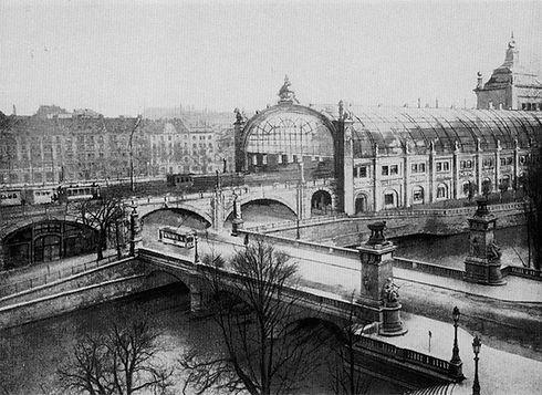 1900 Inselbahnhof theodor Lechner.jpg