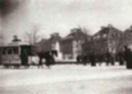 Pferdetrambahn Wagen 109 Sendlingertorpl