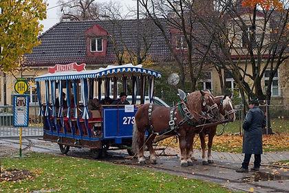Pferdetram München 273 Horse Tram Munich