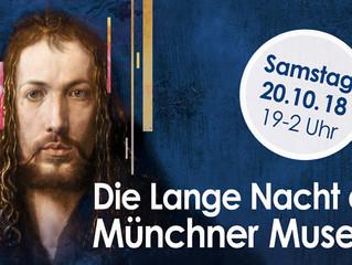 Lange Nacht im MVG-Museum Samstag, 20.10.2018