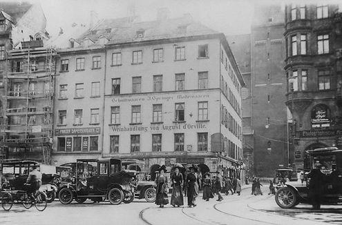 1910_Schleckergäßchen_Marienplatz_DE-1
