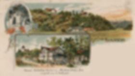 1903 harlachinger Einkehr karte  DE-1992