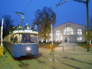 Heute war Modellbahnmarkt im MVG-Museum