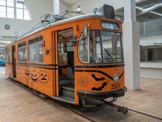 Am 25.10.2020 hat das MVG-Museum von 11 bis 17 Uhr geöffnet