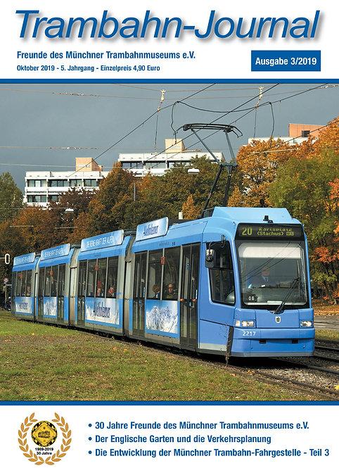 Trambahn-Journal Ausgabe  3 | 2019