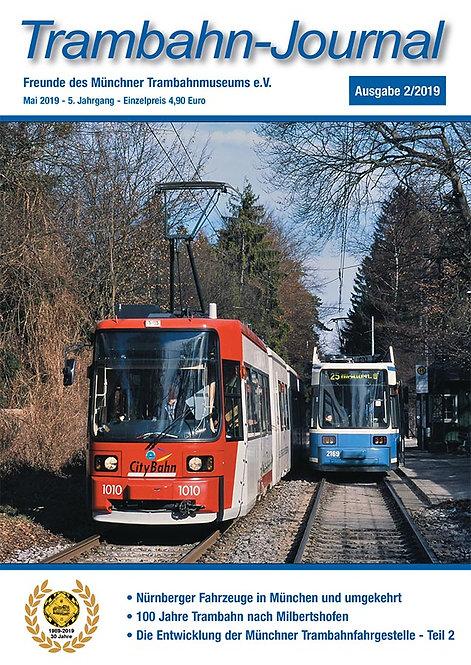 Trambahn-Journal Ausgabe  2 | 2019