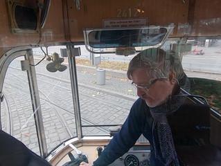 Trambahn-Simulator mit Überraschungen
