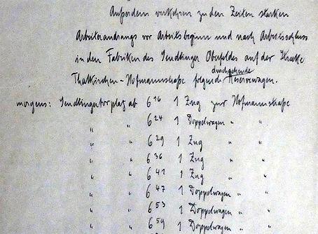 1918-12-01_Wiederseinführung_Pendelverk