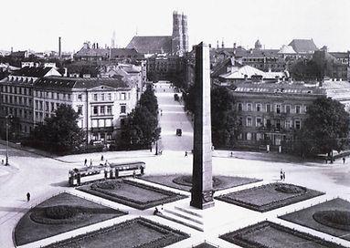 Maxvorstadt)__Karolinenplatz__(1905~)__(