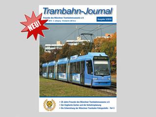 Das neue Trambahn-Journal 3/2019 kommt!