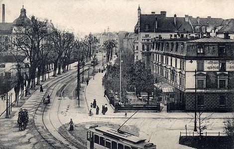 1908 Rotkreuzplatz DE-1992-FS-PK-STR-035