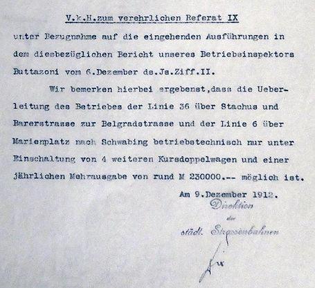 1912-12-09_Linie_36_Stachus-Barerstraße