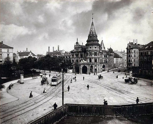 1910 Stiglmaierplatz Stadtarchiv.jpg