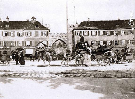 Altstadt)  Stachus  (1895)  (0001.01)  K