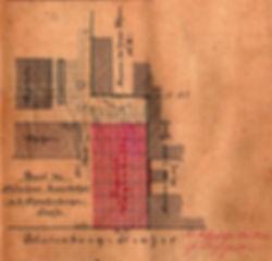 10.10.1888 Plan Umbau Depot Nymphenburge