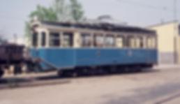 Hier Wagen 2973 (Hauptwerkstätte); © Foto: Dieter  tram münchen