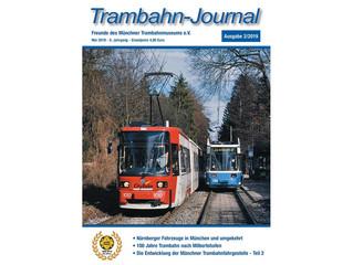 Das neue Trambahn-Journal erscheint!