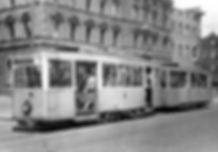 """Wagen Typ J """"Heidelberger"""" am Kapuzienerplatz TRIEBWAGEN TYP J 1.30 München Tram FMTM linie7"""