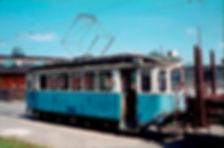 2952 Werkstattwagen  Typ: W 12.8 Tram München