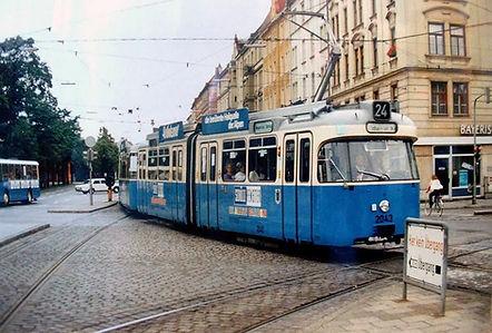 Haidhausen)  Orleansplatz  (1980)  (0006