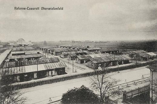 1915 Reservelazarett Oberwiesenfeld ca.