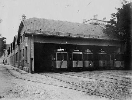 Bild_4_Wilhelmstraße_ab_1900_Motorwagenh