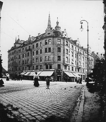 5.8.1904 Äußere Wiener Straße jetzt Inne