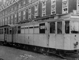 Virtuelles MVG-Museum: Die Münchner Hilfsbahnlinien im 2. Weltkrieg