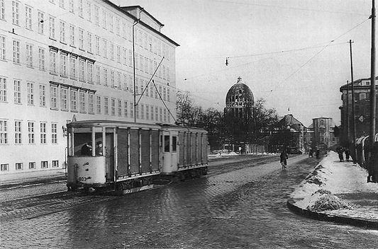 1952 -01)  Maxvorstadt)  Arnulfstraße  (