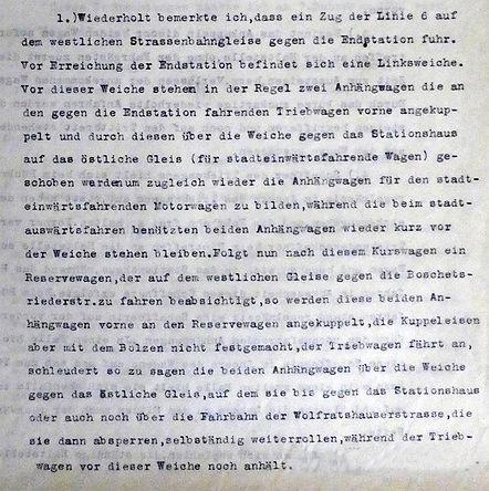 1916-12-07_Endhaltestelle_Linie_6_Bosche