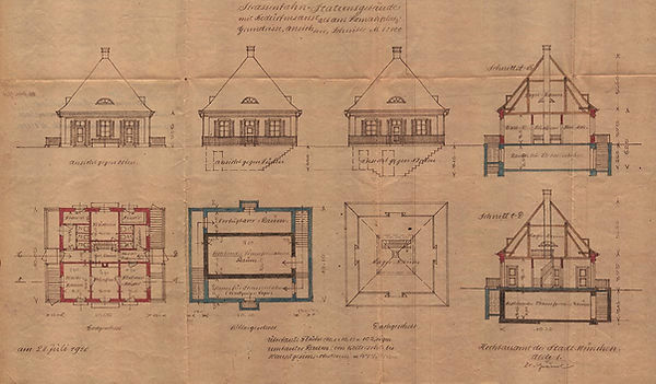 Romanplatz Plan 1920.jpg