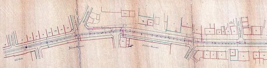 1886-02-12 Trambahn Planung Landsbergers